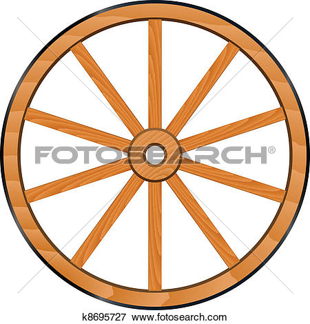 Wagon wheel Clipart Vector Graphics. 1,922 wagon wheel EPS clip.