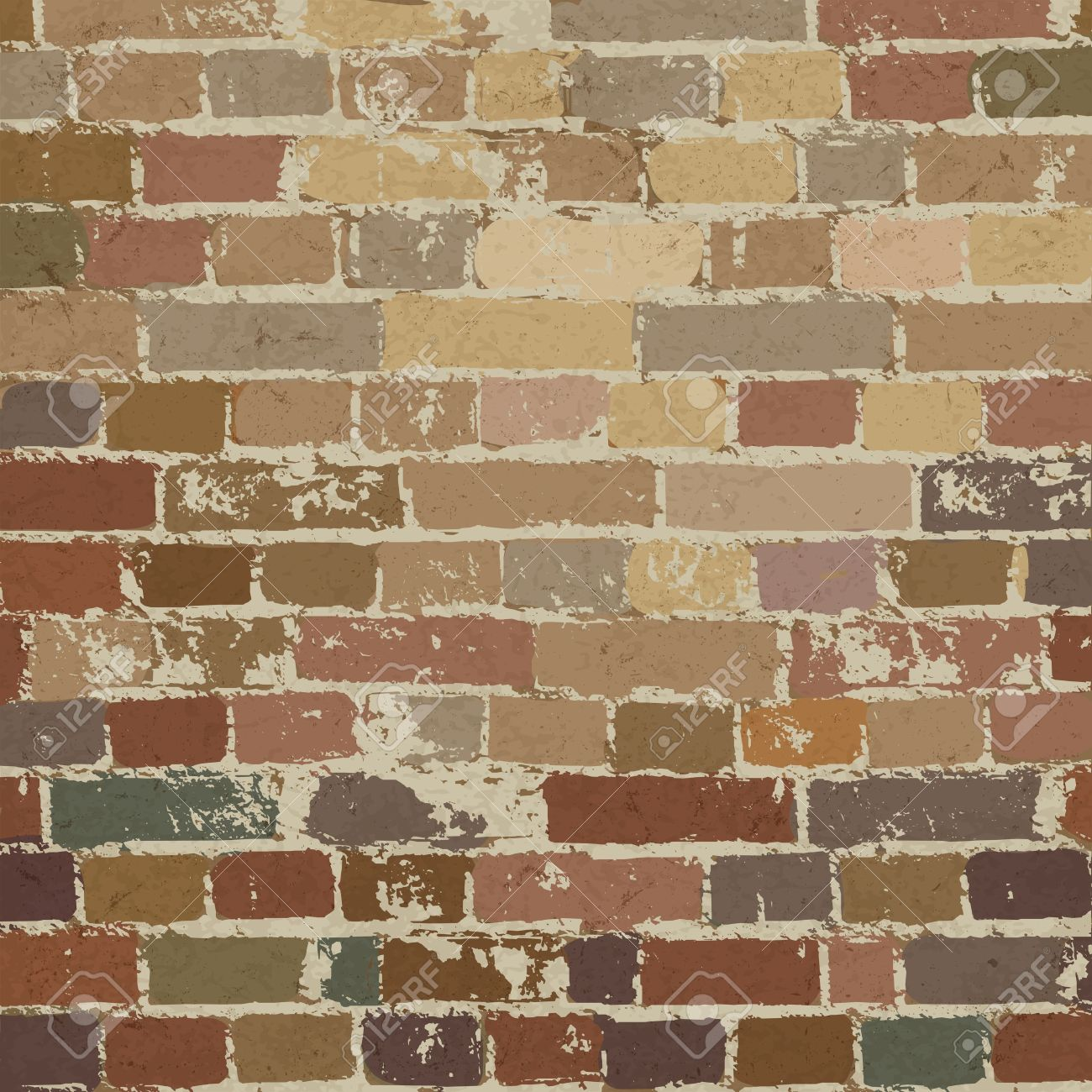 Old Brick Wall Pattern. Royalty Free Cliparts, Vectors, And Stock.