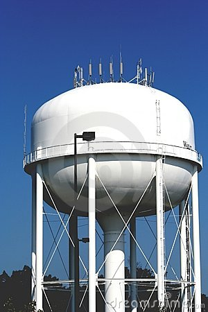 Old Water Tower Clipart Clipground