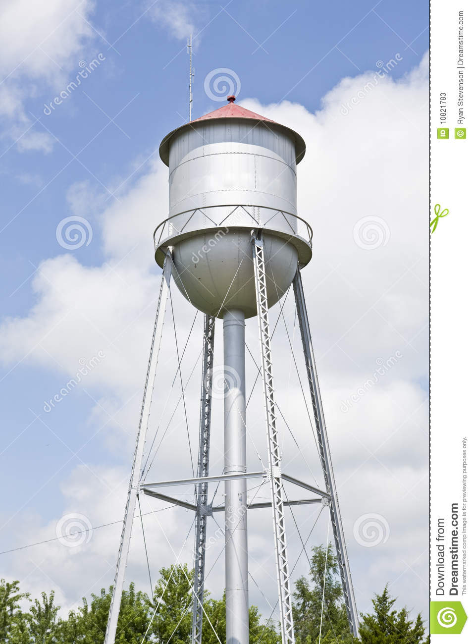 Water Tower Free Images At Clker Com Vector Clip Art Online.