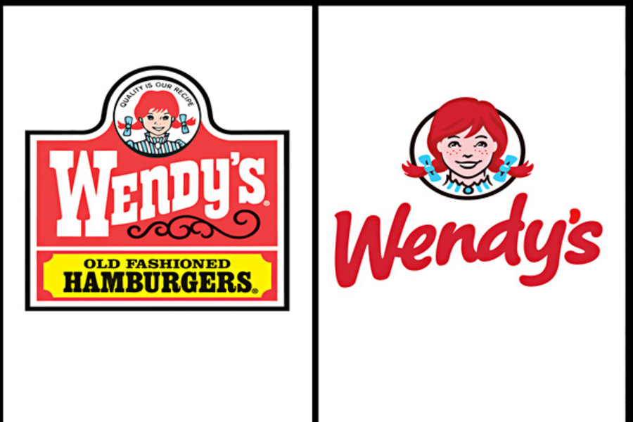 Wendy\'s logo gets a makeover. The pigtails stay..