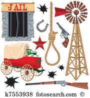 Old west Clip Art Illustrations. 13,056 old west clipart EPS.