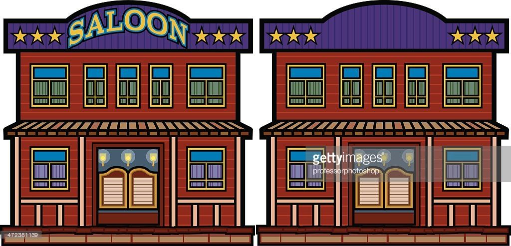 Image result for old west buildings clip art.