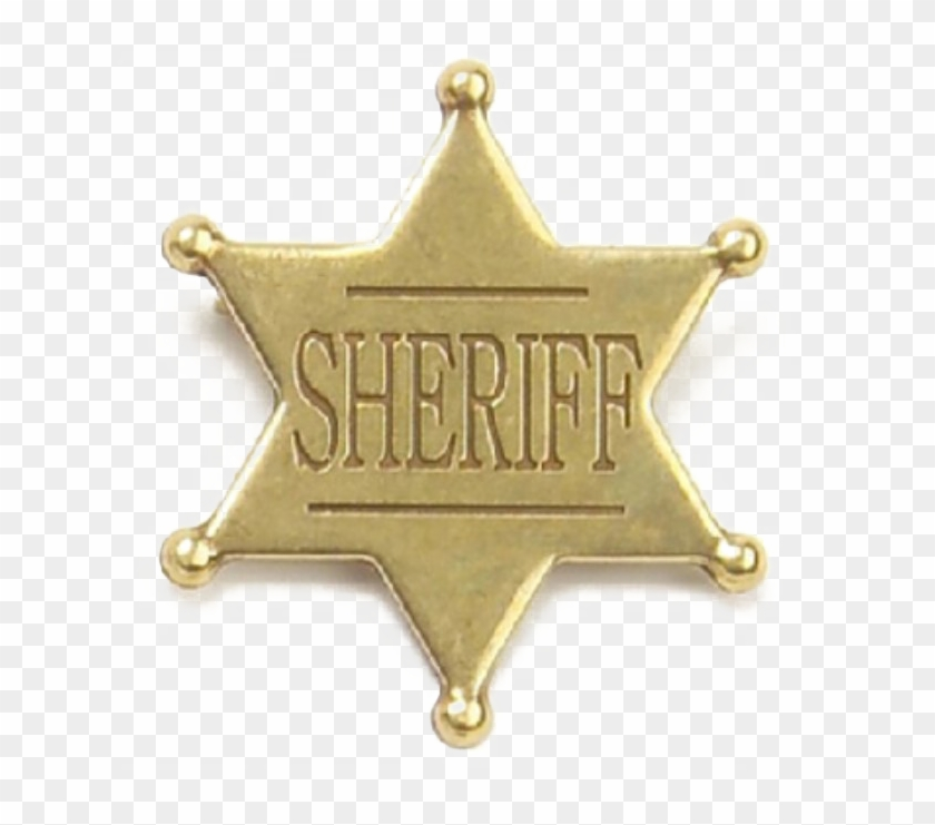 Sheriff Badge Png Picture.