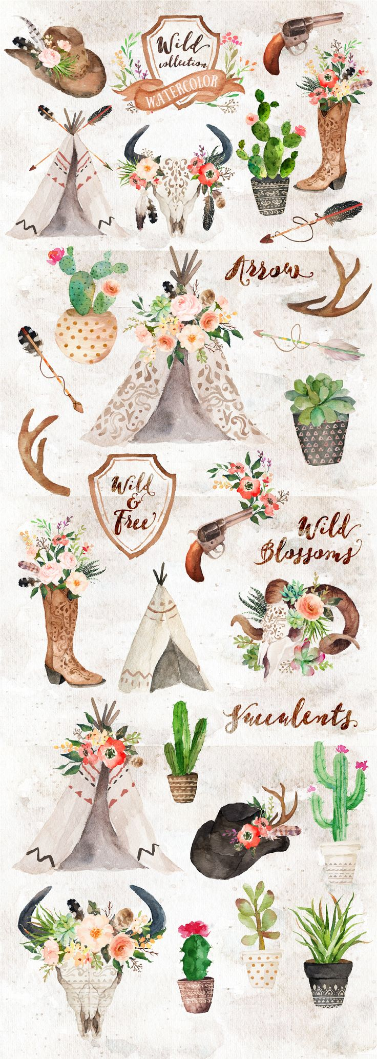 1000+ images about Watercolors ❀ on Pinterest.