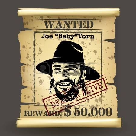 978 Wanted Poster Stock Illustrations, Cliparts And Royalty Free.