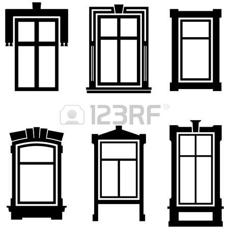 15,740 Old Windows Cliparts, Stock Vector And Royalty Free Old.
