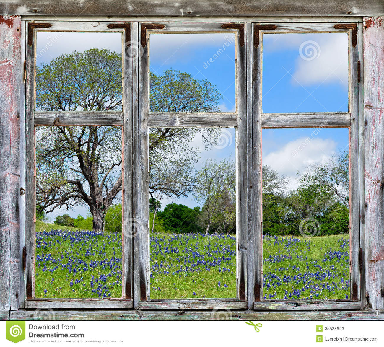 stock photograph of window frame k0440089 search stock photography rustic texas flag clipart - Window Frame Picture Frame