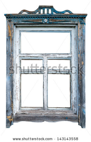Window Frame Stock Images, Royalty.