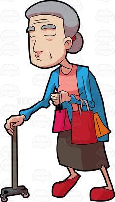 A Sad Grandma Asking For Help.