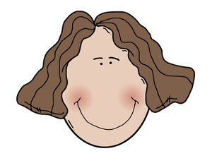 5178 old lady clip art free.