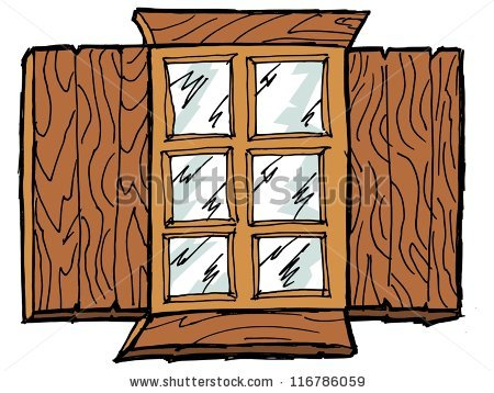 Old Wood House Stock Vectors, Images & Vector Art.