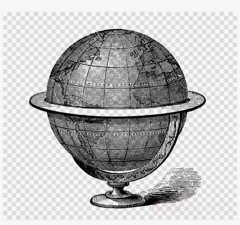 Old Globe Drawing Clipart Globe Drawing World.