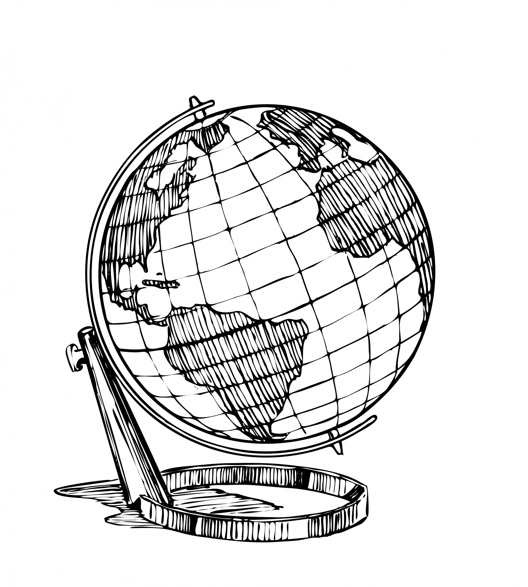 Globe,world,map,country,countries.