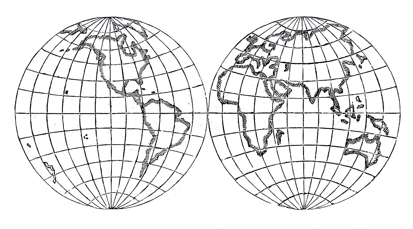 Old world clipart clipground old world globe clipart gumiabroncs Images