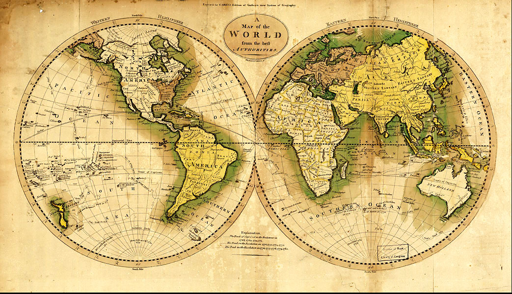 Old world map clip art clipground old world clipart gumiabroncs Images