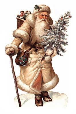 Old World Santa\'s are great.