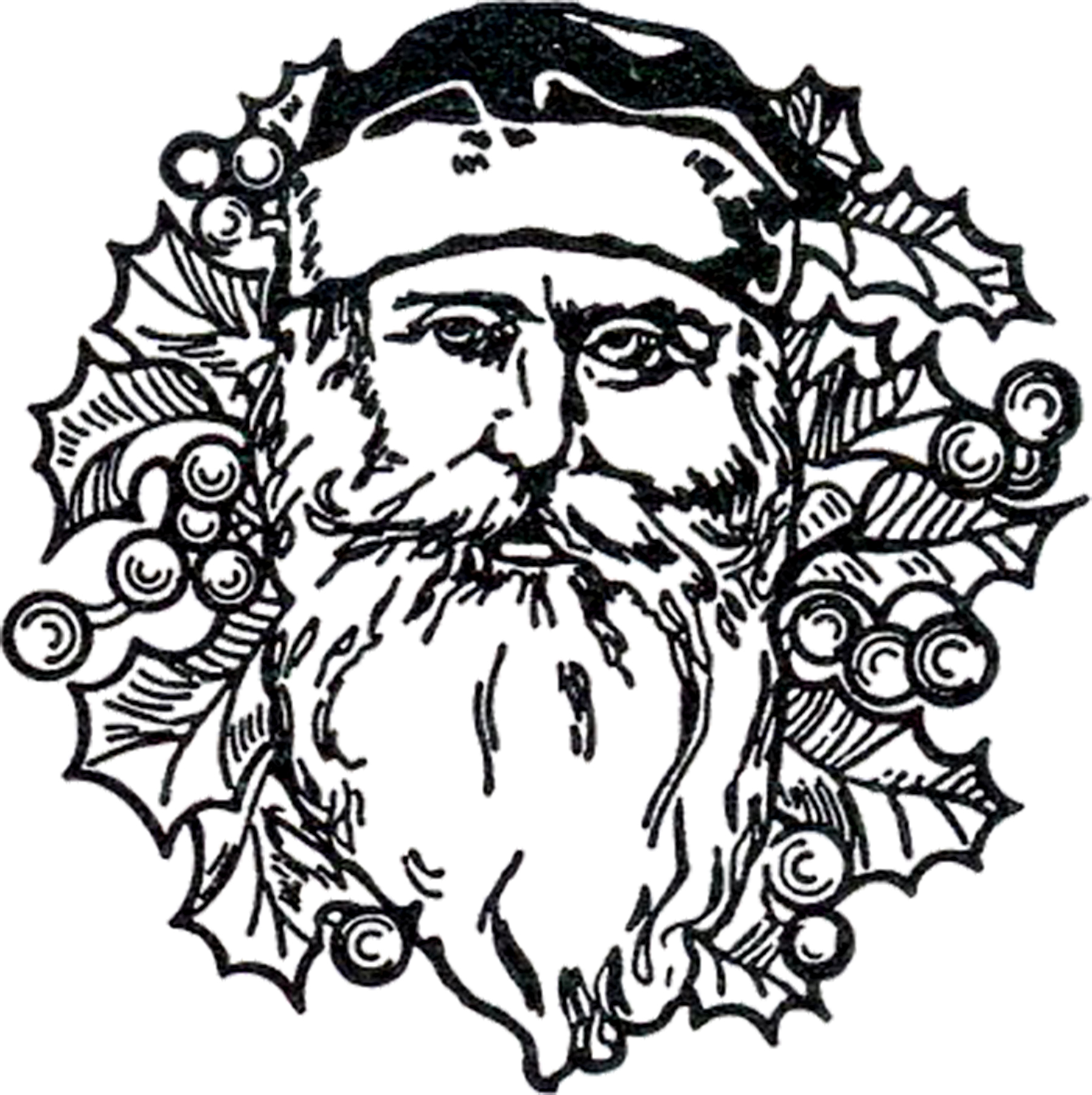 Free Old World Santa Pictures, Download Free Clip Art, Free.