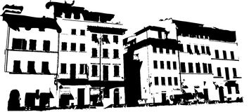 Florence View Stock Illustrations.