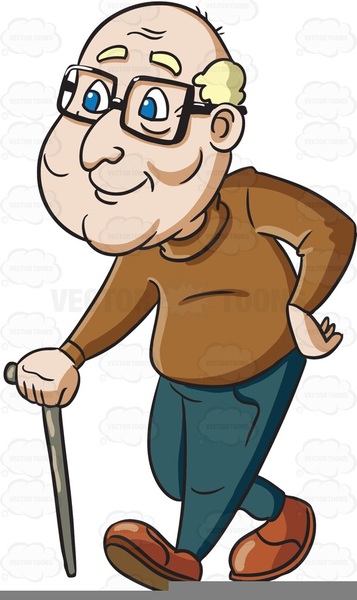 Clipart Of Older People.