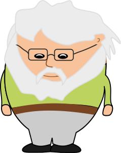 Old Men Clip Art Download.