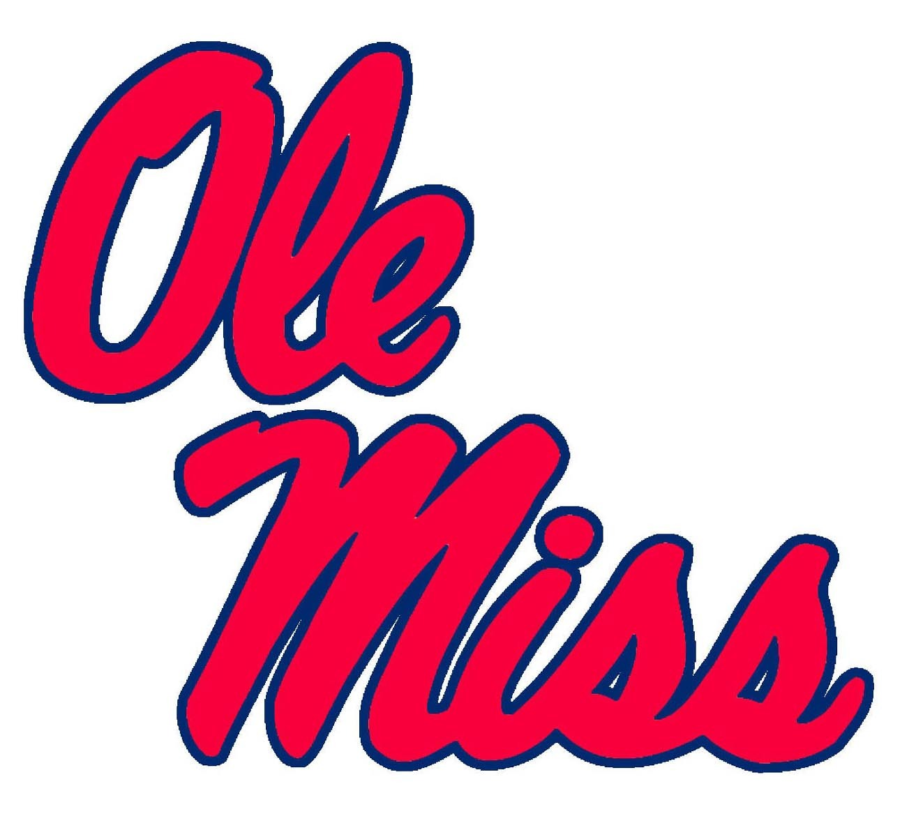 Ole miss rebel clipart.