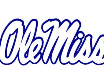 Ole miss football clipart.