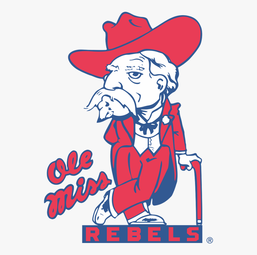 Ole Miss Rebels Logo, Ole Miss Rebels Logo Vector.