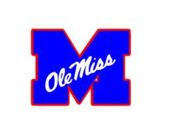 Ole Miss Logo As Clipart.