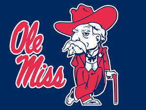 Details about Ole Miss Rebels NCAA Mens Embroidered Polo XS.