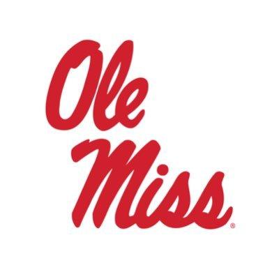 Ole Miss (@OleMissRebels).