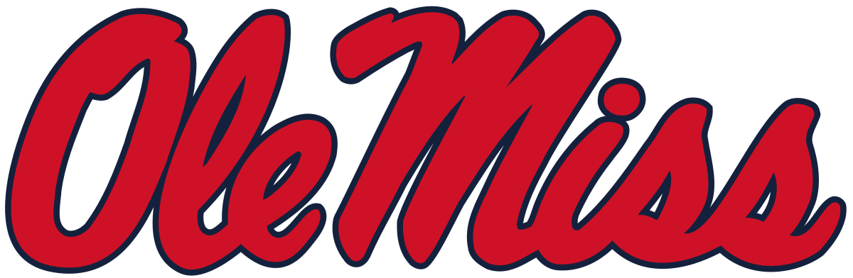 Ole Miss Rebels.