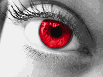 Olhos vermelhos png 2 » PNG Image.
