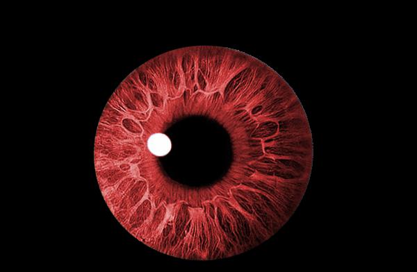 Olhos vermelhos png » PNG Image.