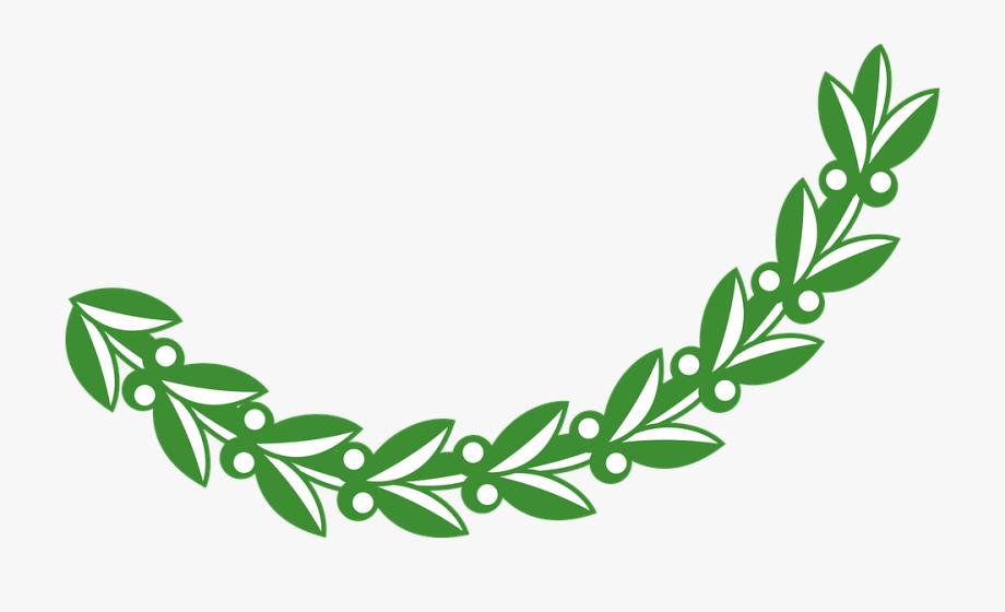 Olive Branch Clip Art.