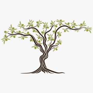 Tree Clipart Clipart Olive Tree.