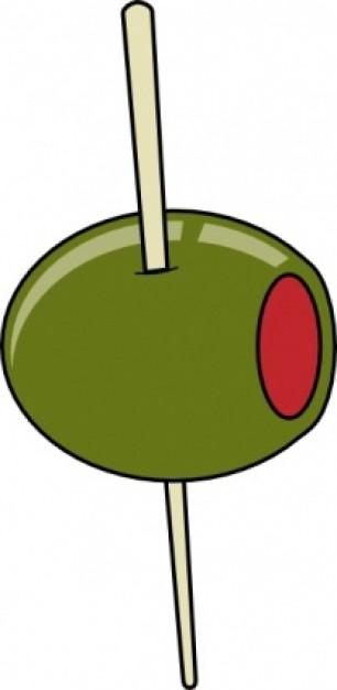 Olive Clip Art.