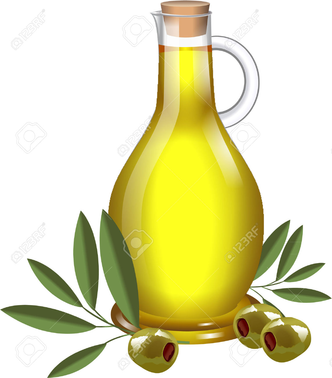 OLIVE OIL Royalty Free Cliparts, Vectors, And Stock Illustration.