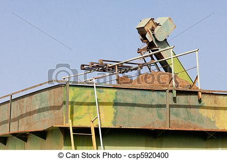 Stock Photography of Olive Mill Waste: Orujo.