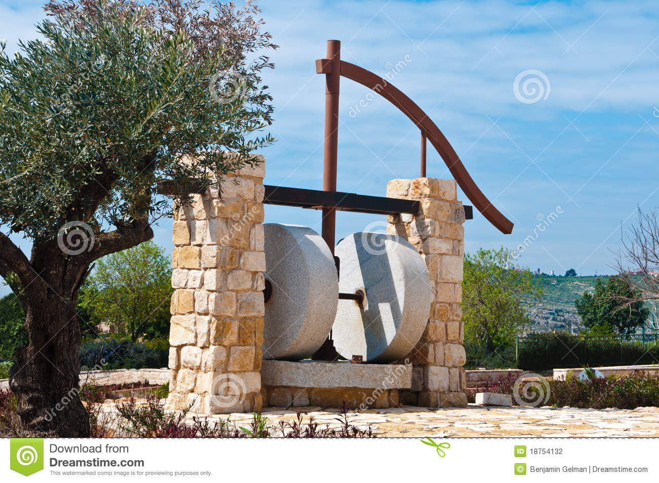 Traditional Olive Oil Mill Stock Photos, Images, & Pictures.