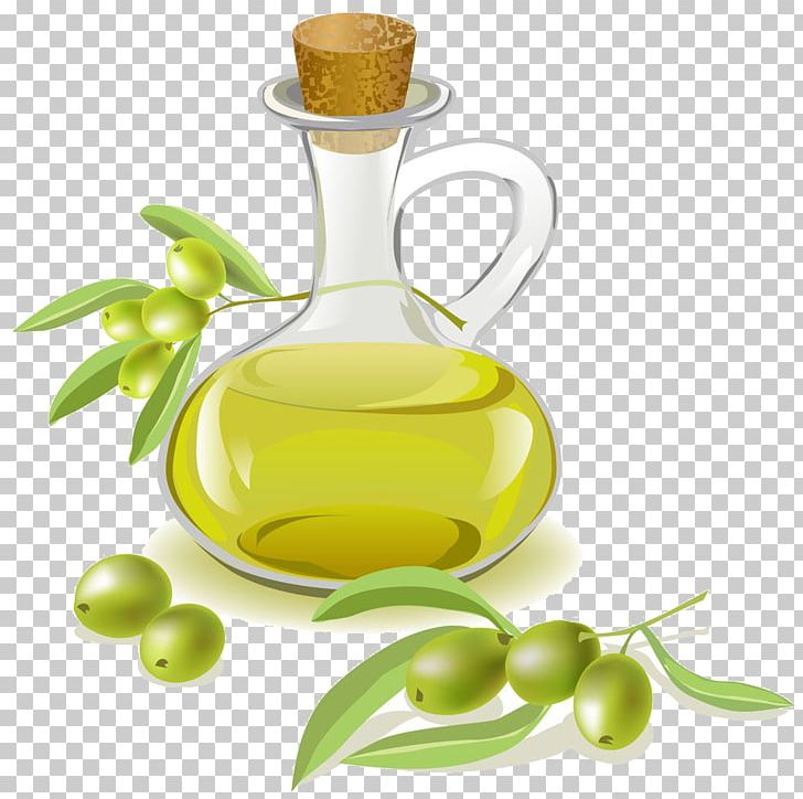 Olive Oil Cooking Oil Bottle PNG, Clipart, Barware, Branch.