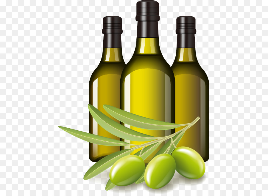 Download Free png Soybean oil Olive oil Clip art Vector.