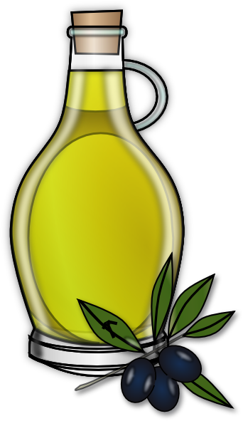 Olive Oil Clip Art at Clker.com.
