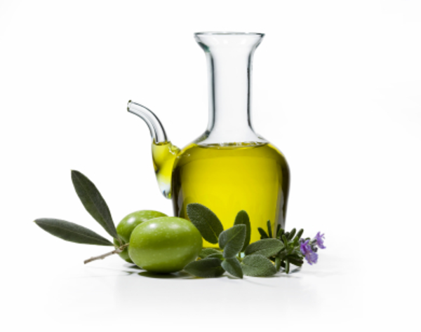 Olive Oil Bottle Clipart.