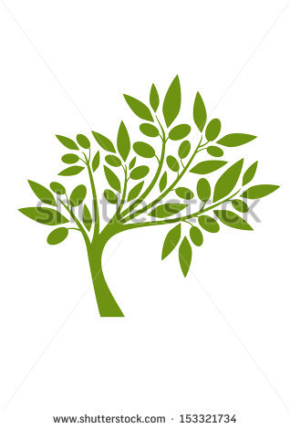 Olive root clipart #16