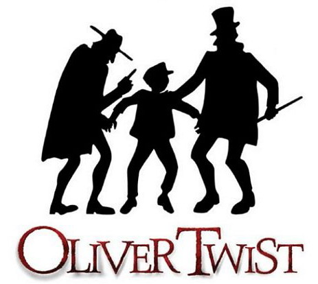 Oliver musical clipart.