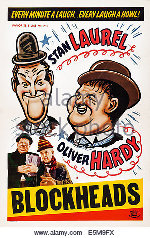 Stan Laurel & Oliver Hardy Laurel & Hardy: Below Zero (1930 Stock.