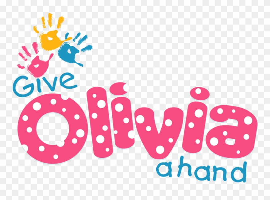 Charity Logo Design To Give Olivia A Helping Hand, Clipart.