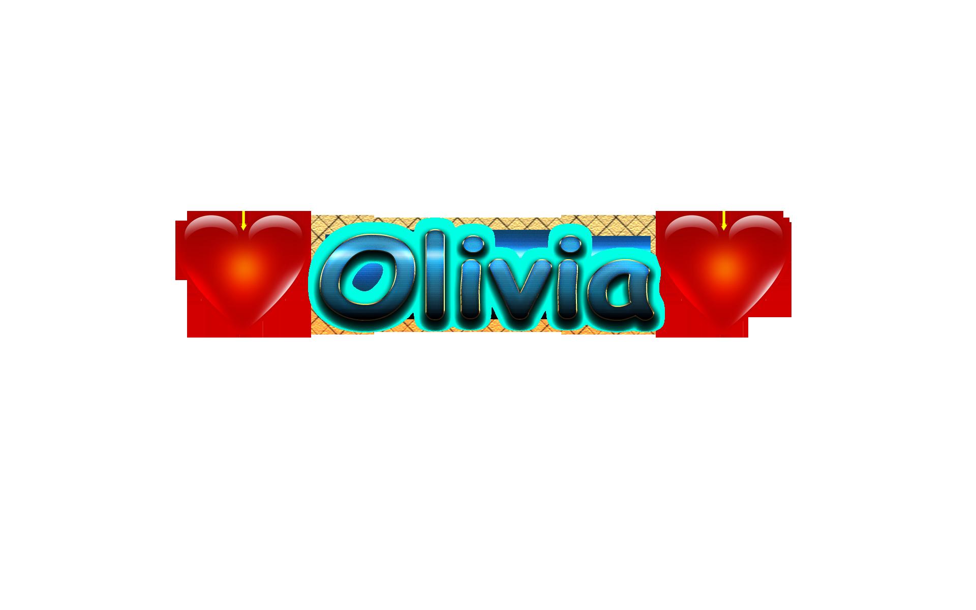 Olivia PNG Transparent Images Free Download.
