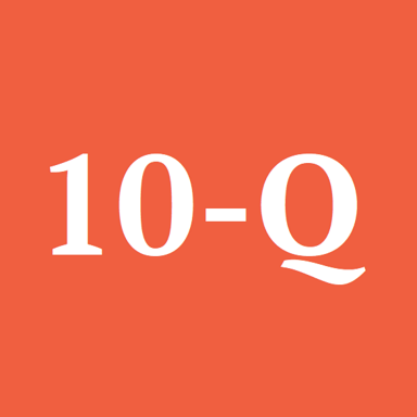 10Q Reports on Twitter: \
